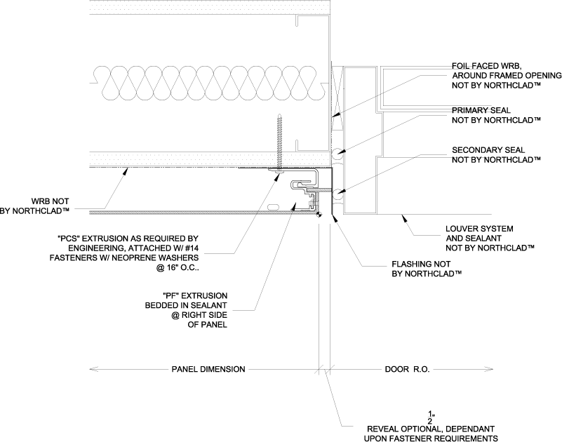Acm Panel Extrusions