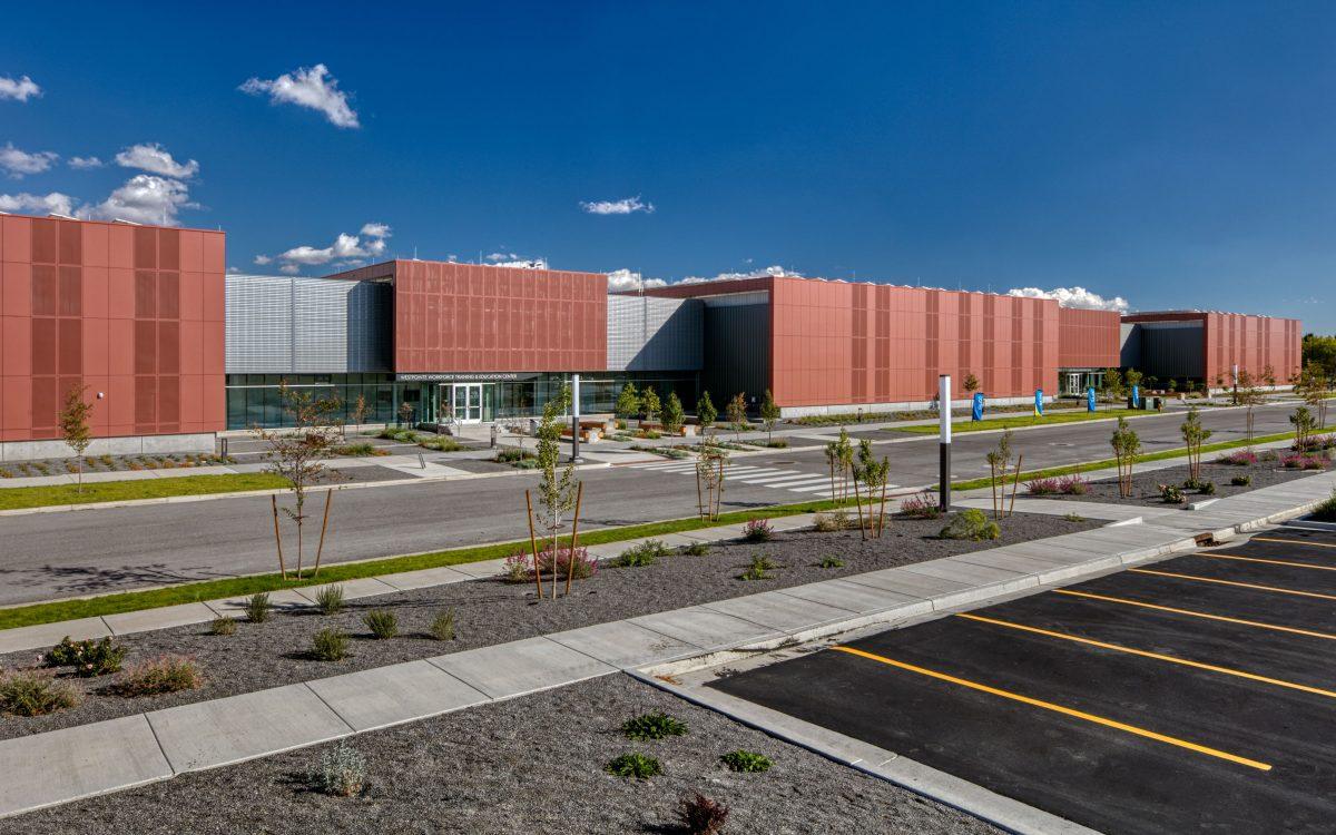 Salt Lake Community College Westpointe Technical and Career Center. Salt Lake City, Utah.