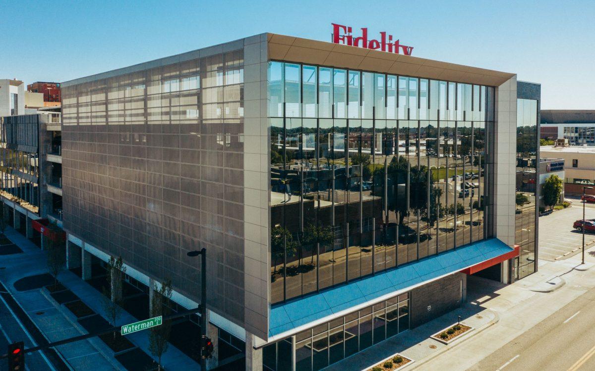 Fidelity Bank Car Park (1)